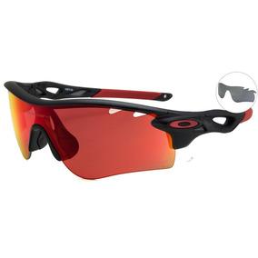 Óculos Oakley Original Radarlock Path Vented Red Iridium P d437836a2f