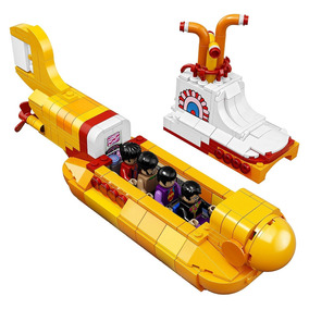 Lego Ideas Beatles Yellow Submarine 21306 Kit Construccion