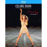 Blu-ray Celine Dion Live Las Vegas A New Day Doble