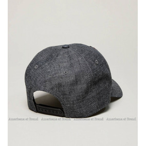 Gorra American Eagle Color Gris Chambray Super Padre Mmn