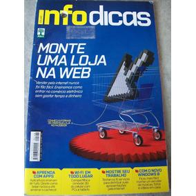 Revista Info Dicas Nº 108 - Monte Loja Na Web - 12/2012