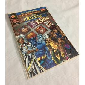 Gibi Importado - Exiles Vs X-men 0 - Out/1995 - Impecável!
