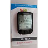 Ciclo Computador Velocímetro Sd-563a 28 Funções