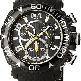 Relógio Everlast Masculino E183 1 Ano De Gar Nf