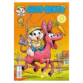 Chico Bento- Panini Comics - Nº.s 1 A 25 - Escolha O Seu!!
