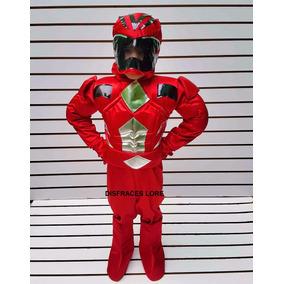 Disfraz Power Rangers - Disfraces en Mercado Libre México f83c8d782dde