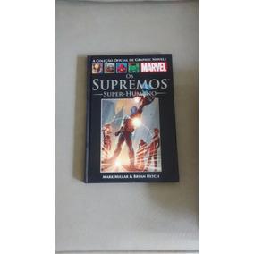 Marvel Salvat -os Supremos -super Humanos- 28