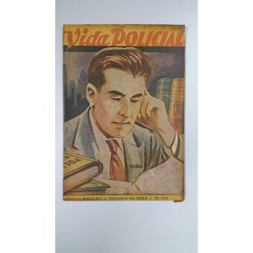 Revista Vida Policial Nº 63 Outubro 1943