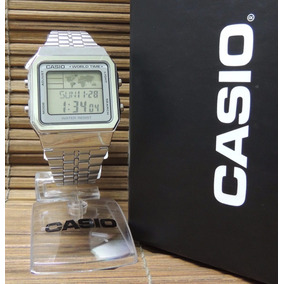 0bb512725b996 Relógio Casio A500wa 7 - Relógios De Pulso no Mercado Livre Brasil