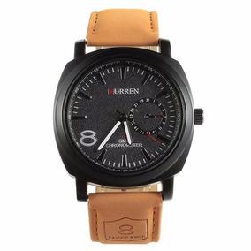 Relógio Masculino Luxo Esportivo Curren Original Barato