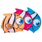 Touca Natação Infantil Disney Nemo Piscina Super Liquidação