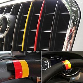 Adesivo Grade Faixa Audi Volkswagen Alemanha A1 A3 A4 Jetta