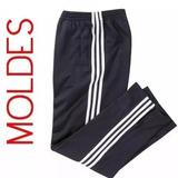 Moldes Patrones Pantalones Niños Talles 4-6-8-10-12 Engratis