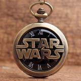 Reloj De Bolsillo De Star Wars La Guerra De Las Galaxias