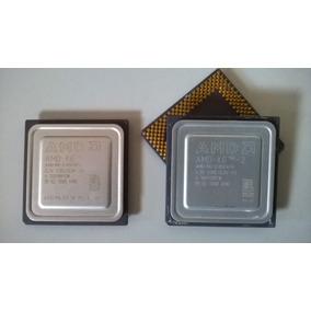 Processador Amd K6-2 450mhz Mmx, 3dnow. Relíquia