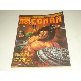 A Espada Selvagem De Conan Nº 100 - Ed. Abril ( 1993 )