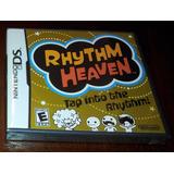 Rhythm Heaven Sellado / Ds // Wario Store