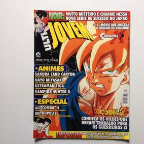 Ultra Jovem Dragon Ball Z Inuyasha Samurai N°13