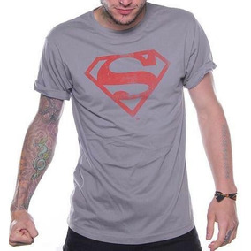 Playera Dc Comics Superman Vintage Original