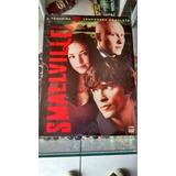 Dvd Serie Smallville 3 Temporada Completa