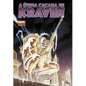 A Última Caçada De Kraven Quadrinhos Marvel Encadernado Pani