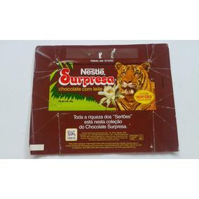 Embalagem Chocolate Surpresa Bom Estado Preço Por Unidade