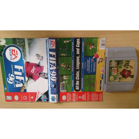 Fifa 99 Nintendo 64