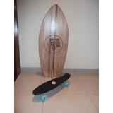 Skate Mini Cruiser Fish Kanui Color Negra Armala Tu . d82e1a6b2dcc4