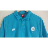 Camisa Polo Original Nike Oficial Seleção Brasileira Retro