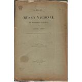 Anales Del Museo Nacional De Buenos Aires. T. Xxvi. 1915