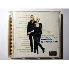 Cd Original Roxette Greatest Hits 1996
