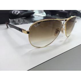 18ebf40aca31b Oculos Ray Ban Tech Marrom - Óculos no Mercado Livre Brasil