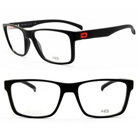 Armação Oculos Hb 93108 - Óculos no Mercado Livre Brasil 2273a56641