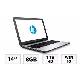 Laptop Hp 14-ac144la I5-6200 1tb 8gb Win 10 P0e34la