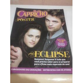 Revista Poster 0,82x0,40 Cm Capricho Eclipse
