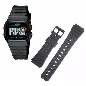 ce1ddca76fd Pulseira Casio F91w - Relógios no Mercado Livre Brasil