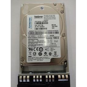 Hd Servidor Lenovo Rd640 Sas 300gb 10k 2,5