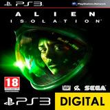 Alien: Isolation Ps3 Digital