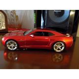 Camaro Concept 2006 1/18 Jada.ed Lda 40 Aniversario.belleza!
