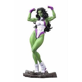 Action Figure - Bishoujo She-hulk - Kotobukiya