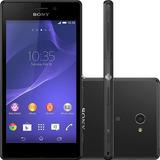 Sony Xperia M2 Aqua D2403 - 4g, 8mp, Quad Core, Tela 4.8