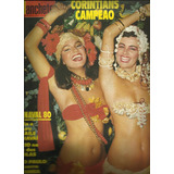 Revista Manchete 1980 Isis De Oliveira Fábio Junior
