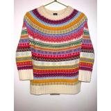 Precioso Sweater Marca Gap