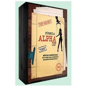 Como Conquistar Mulheres, Formula Alpha 3f