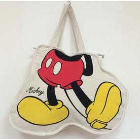 Bolsa- Roupa Da Mickey Ou Minnie (cada)
