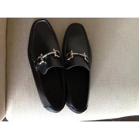 f783a92ba4e9e Sapato Masculino Salvatore Ferragamo - Sapatos no Mercado Livre Brasil