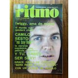 Revista Ritmo Camilo Sesto Nº478, Nov1974 Osvaldo Diaz
