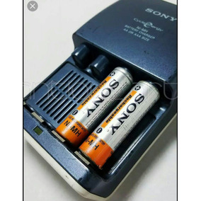 Cargador Baterias Sony Cycle Energy Carga 15min.