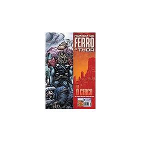 Homem De Ferro & Thor 13 - Panini
