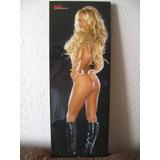 Poster, Pamela Anderson, Buenissima, Cuadro Con Poliester